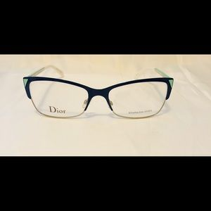 db44d43305 Dior Accessories - New Dior CD 3780 Blue RX Optical Frame Eyewear